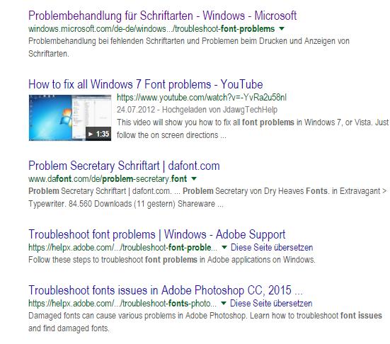 Troubleshoot Font Problems: Windows 10 Forums