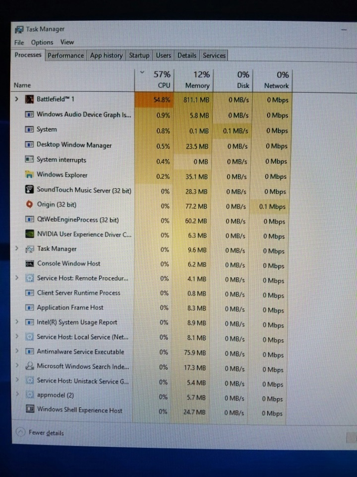 High Cpu Usage During Games, (Hard Fix) | Windows 10 Forums