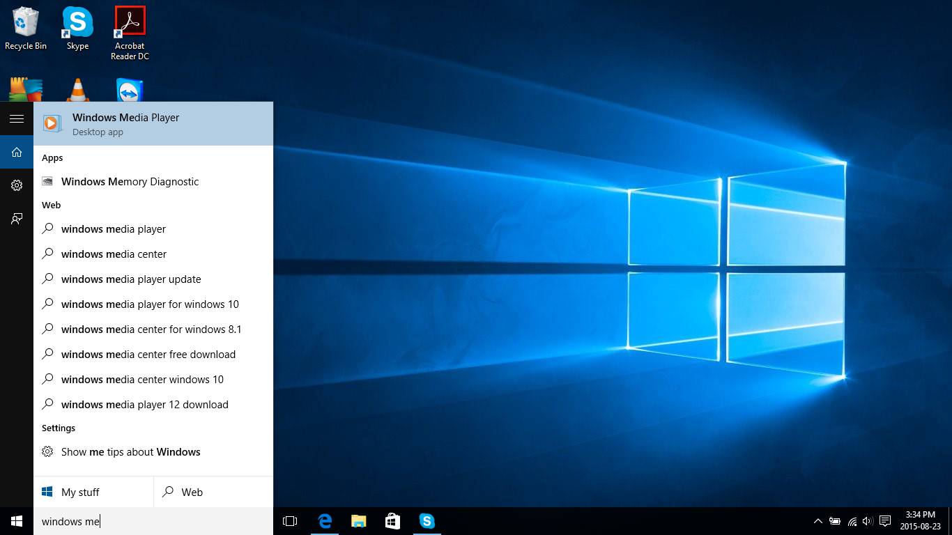 Windows Media Player in Windows 10??? | Windows 10 Forums