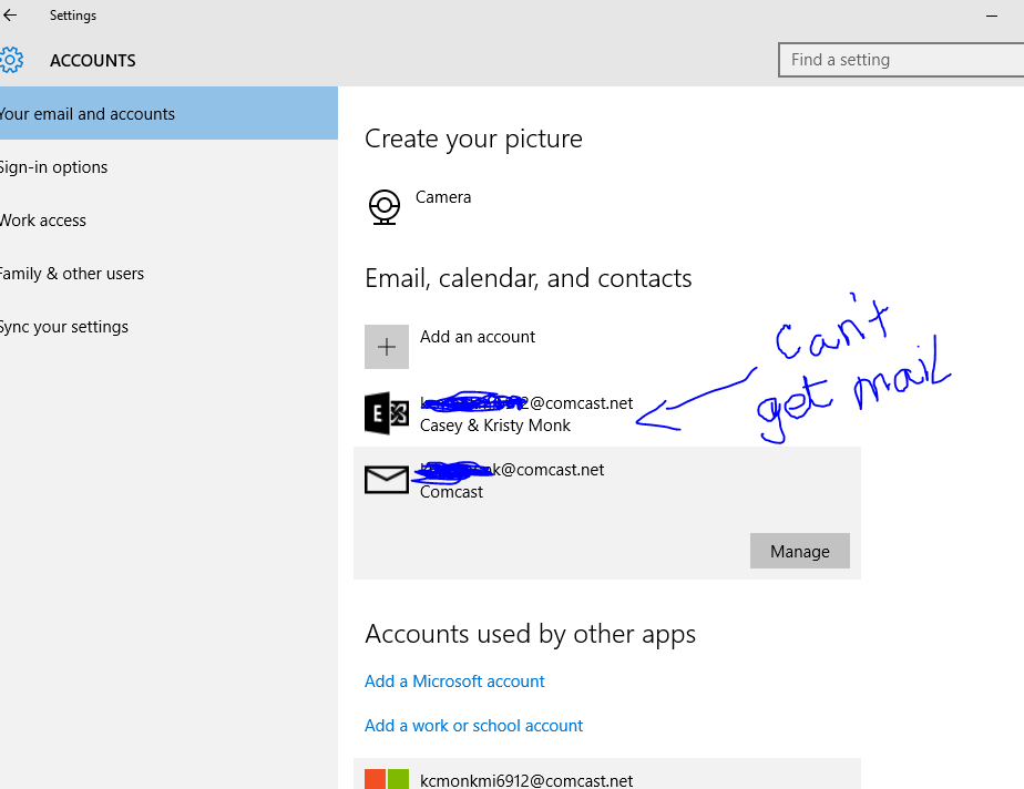 Windows Mail - Not receiving Mail | Windows 10 Forums