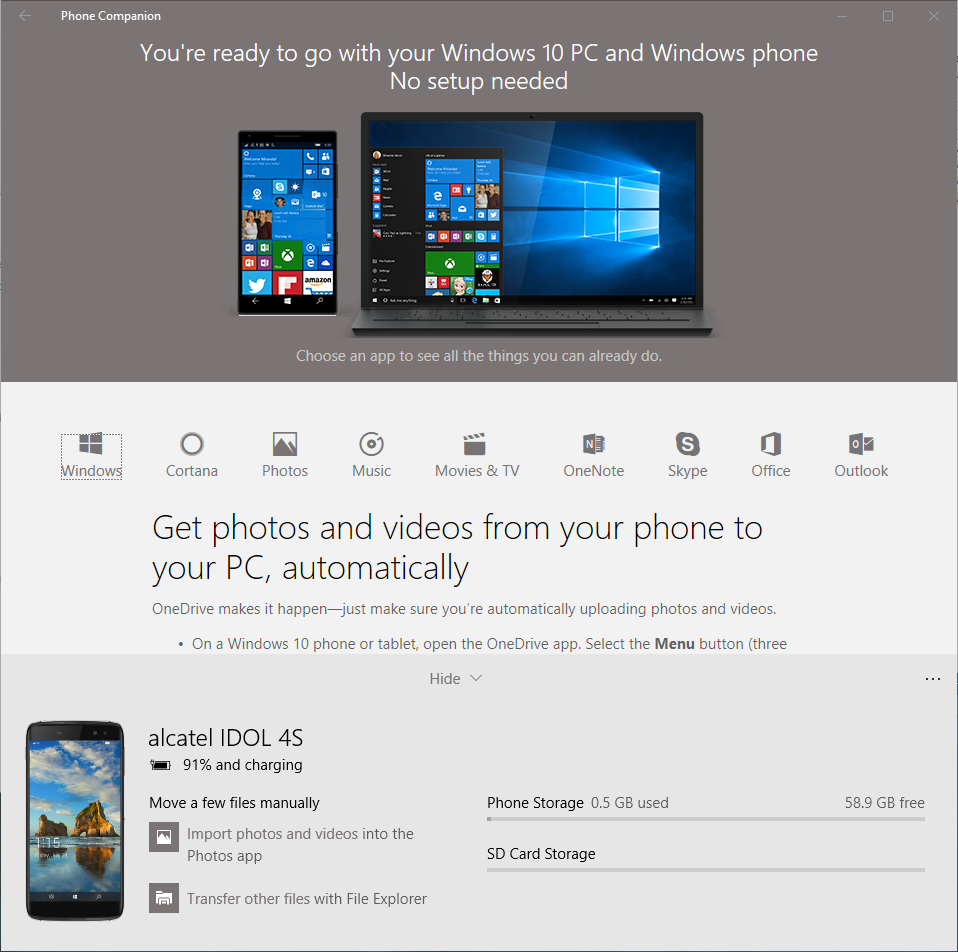Mobiles no longer recognised by PC due to update   Windows
