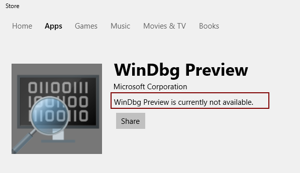 WinDbg | Windows 10 Forums