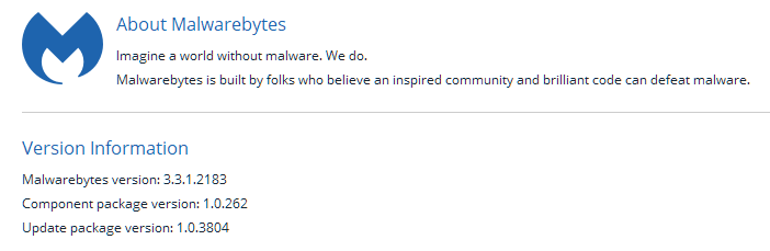Malwarebytes | Windows 10 Forums