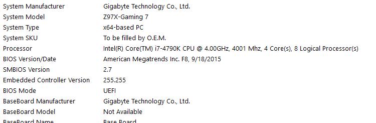Crash grey screen boot into advanced menu | Windows 10 Forums