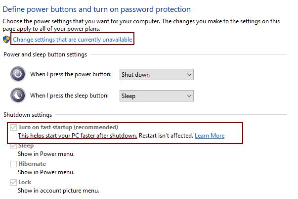 Windows 10 won't start -