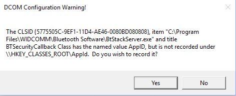 Event ID 10016 Locks computer at start up | Windows 10 Forums