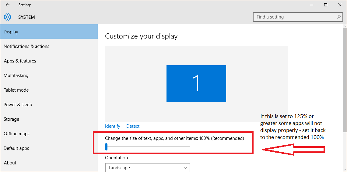 windows 10 duo display taskbar in applications