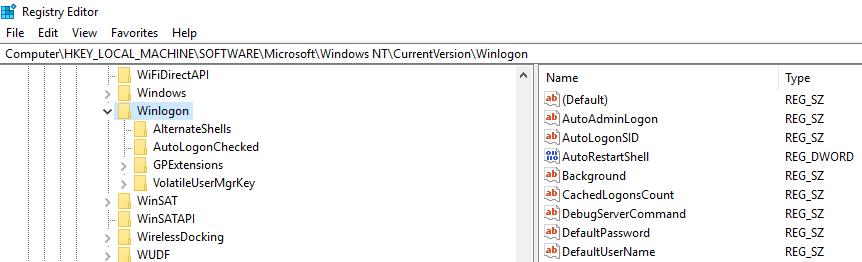 Netplwiz doesn't work | Windows 10 Forums