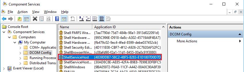 Event ID 10016 - DistributedCOM | Page 4 | Windows 10 Forums