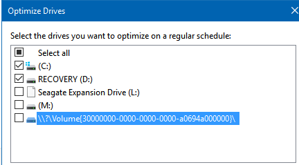Where has all my storage space gone? | Windows 10 Forums