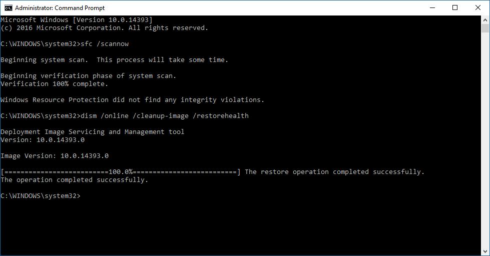 Windows bad image exception | Windows 10 Forums