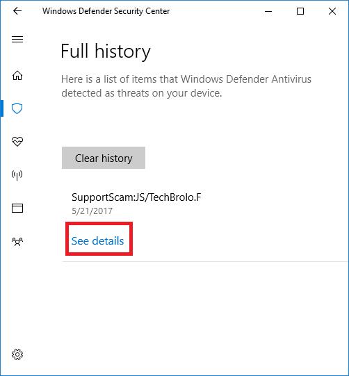 Defender acting strangely ? | Windows 10 Forums