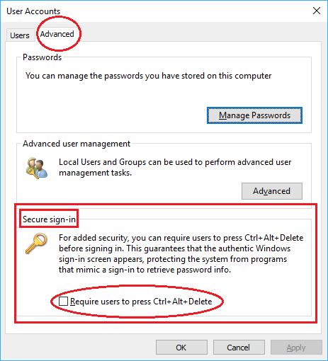 Lock screen change | Windows 10 Forums