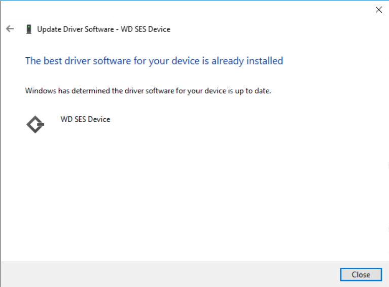 Need Driver for Western Digital My Passport mobile Drive | Page 2