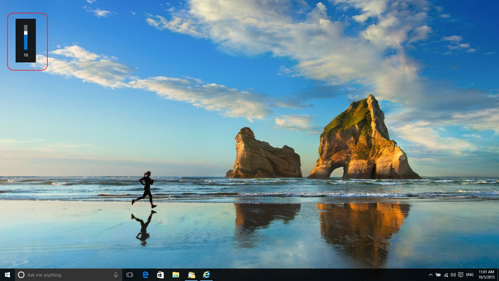 How to disable Volume Control on Desktop?? | Windows 10 Forums
