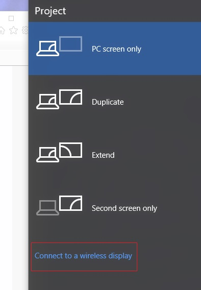 How to get PC to support Miracast | Windows 10 Forums