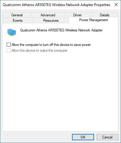 atheros wifi driver windows 10 32 bit